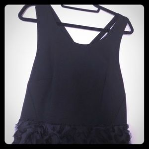 Eloquii Black dress, never worn.